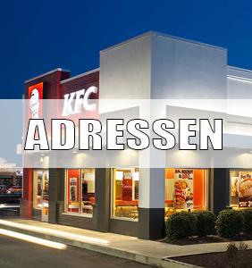 Adressen von KFC